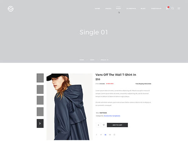 Single Product 01